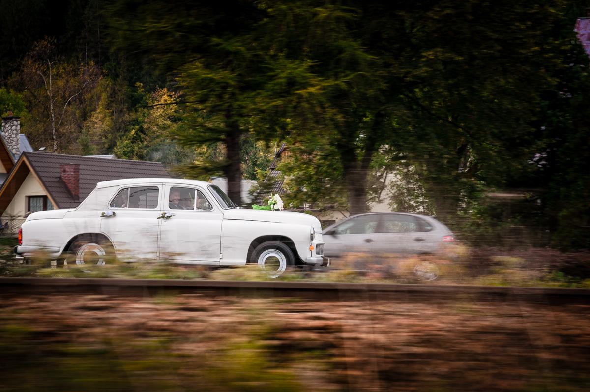 Wesele w Zakopanem – fotografia ślubna