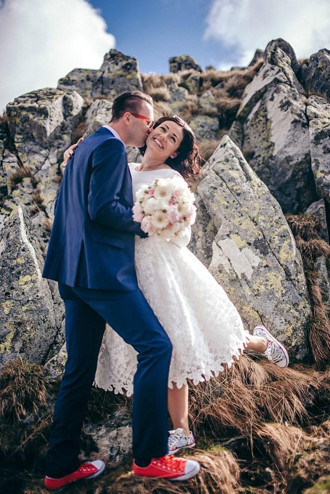Zakopane ślub Karoliny i Daniela