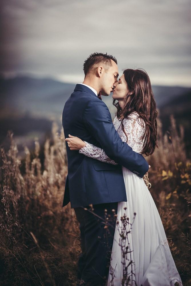 Podhalański plener ślubny