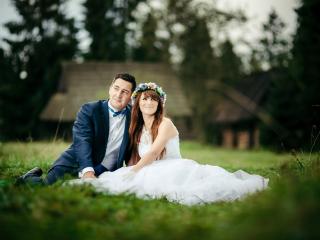 Tatrzański ślubny plener na Podhalu