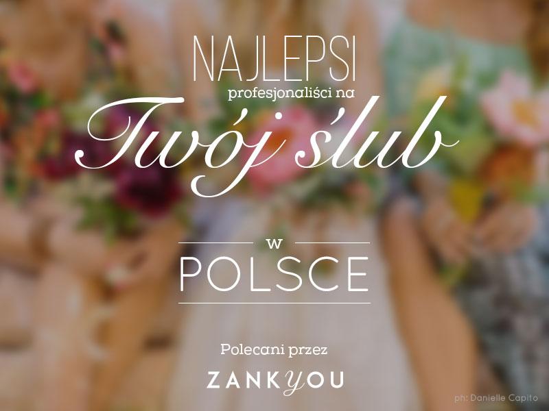 Najlepsi fotografowie na Twój ślub w Polsce