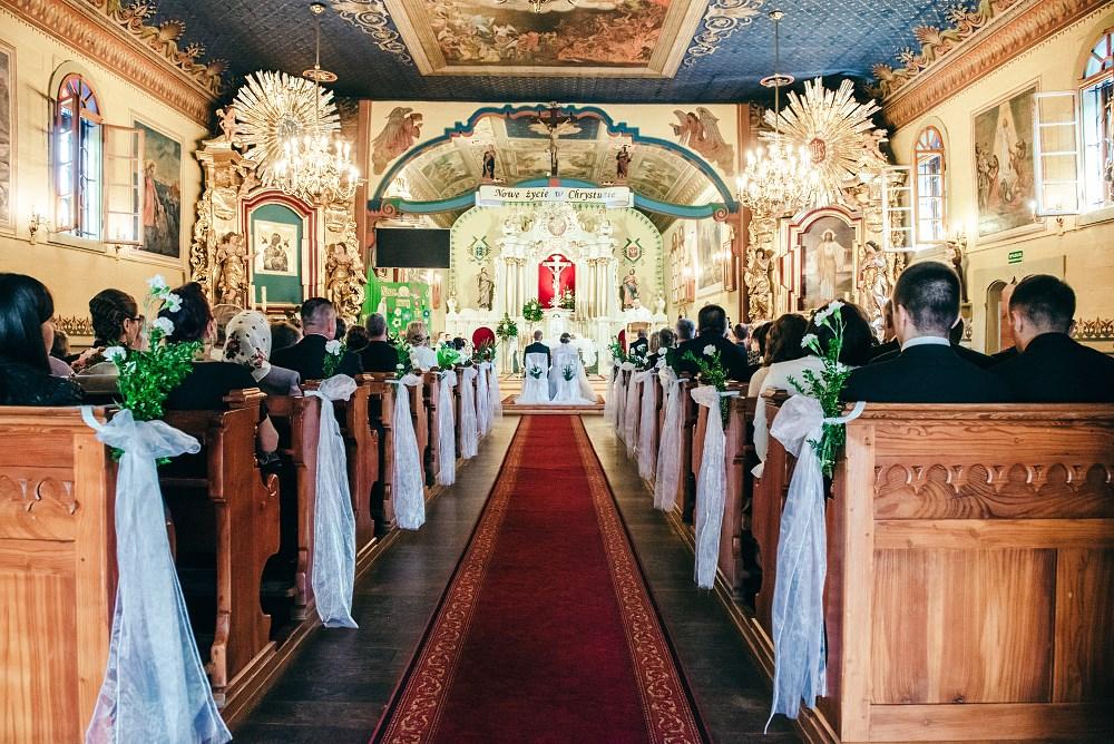 Agata & Adam ślub wesele z plenerem na Podhalu