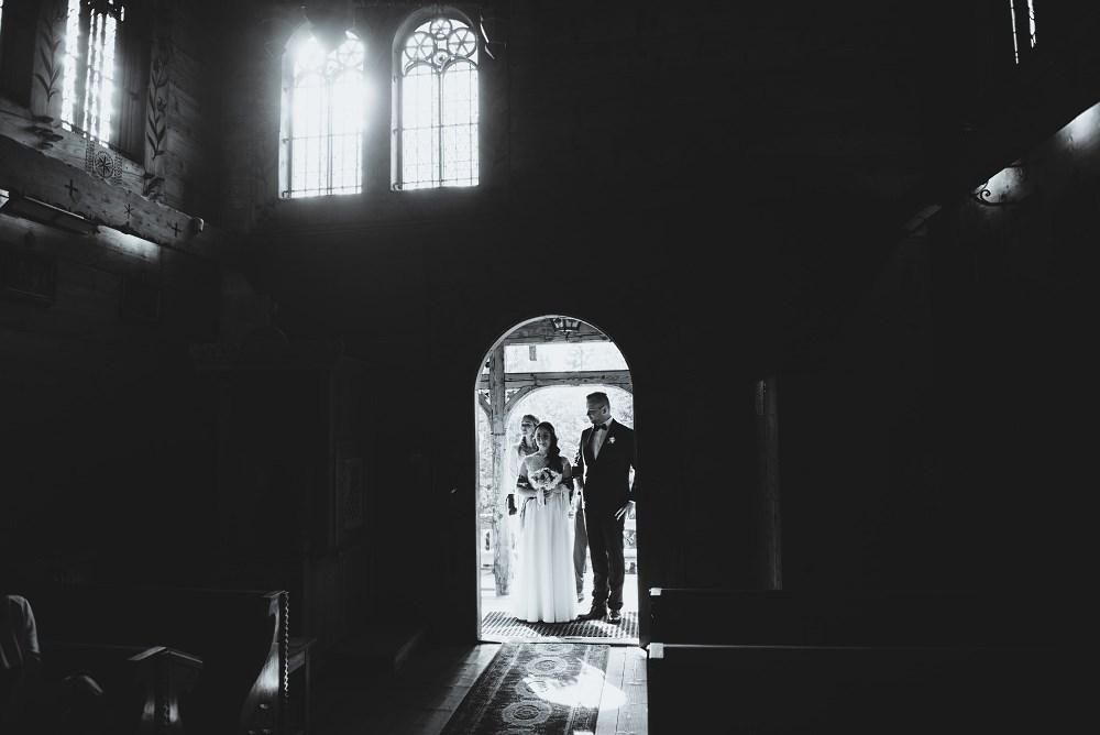 Zakopane ślub i plener – historia Anny i Adama