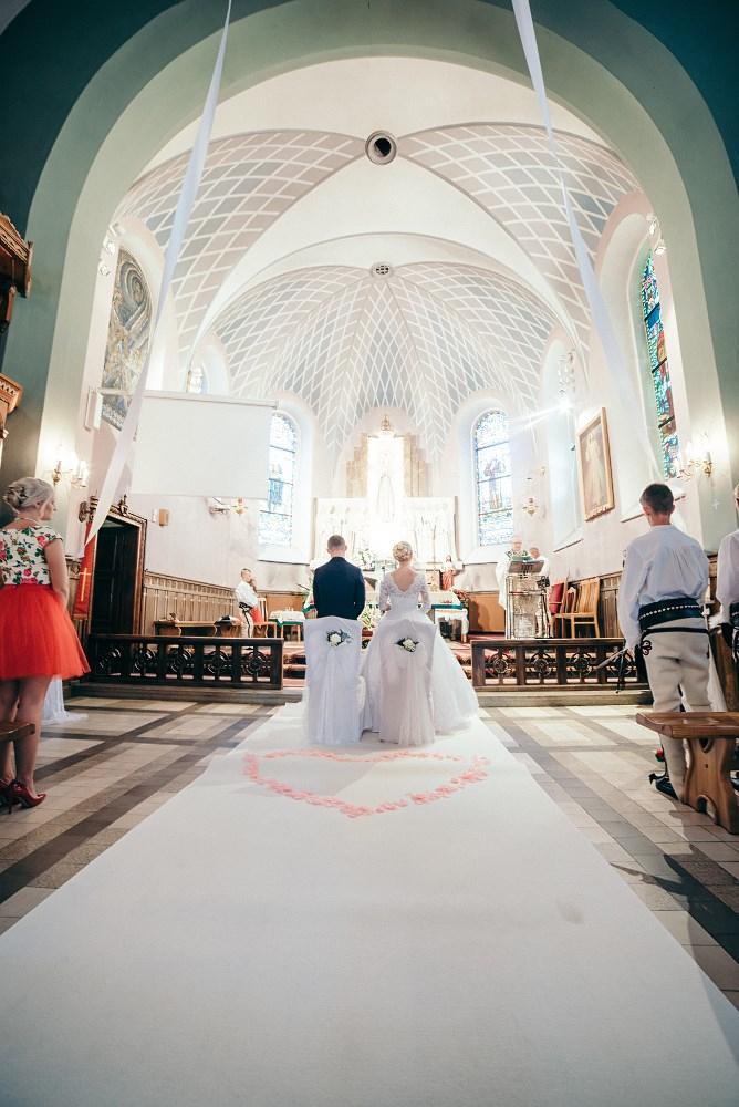 Fotografie z ceremonii ślubnych -05