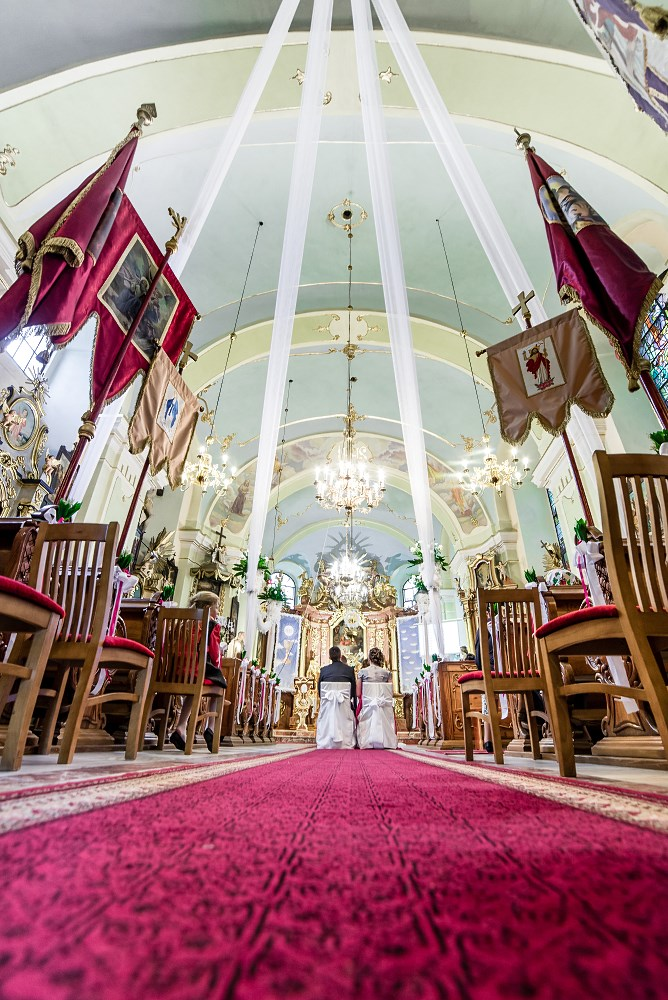 Fotografie z ceremonii ślubnych -06
