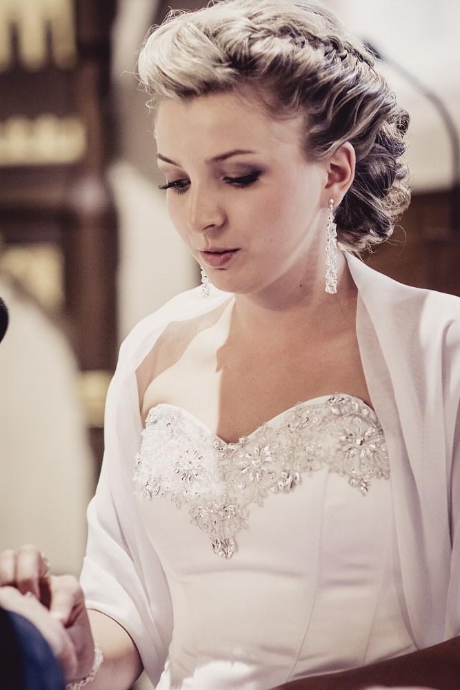 Fotografie z ceremonii ślubnych -14