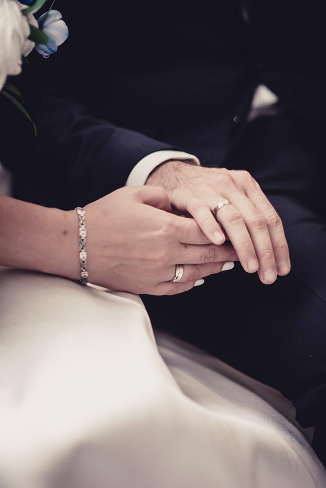Fotografie z ceremonii ślubnych -17