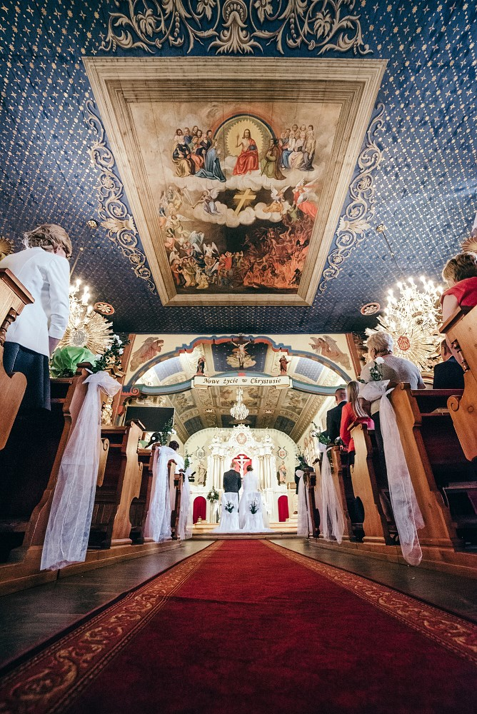 Fotografie z ceremonii ślubnych -22