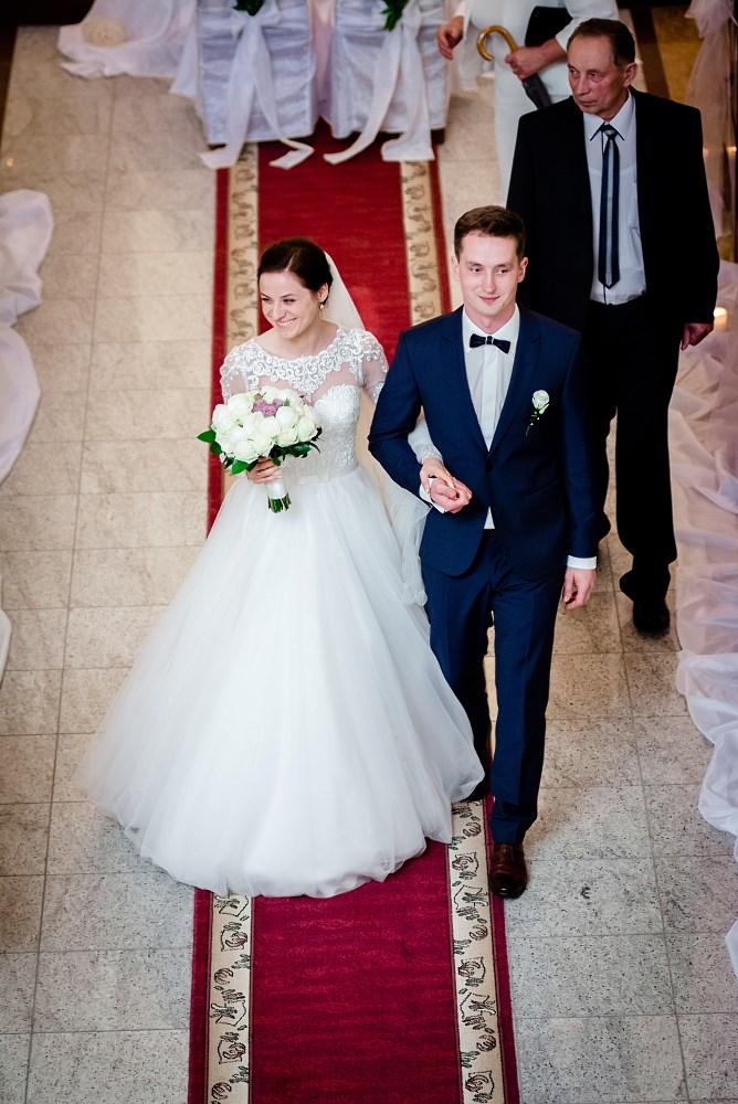 Fotografie z ceremonii ślubnych -24