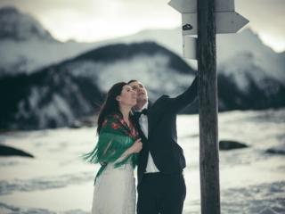 Rusinowa Polana plener zimą -12