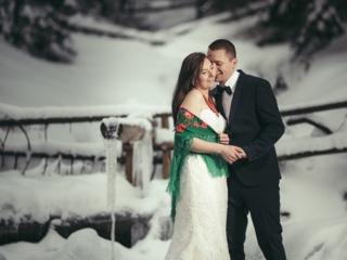 Rusinowa Polana plener zimą -17