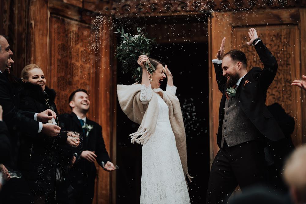 Ślub i wesele w Kościelisku – Alina i Bogumił