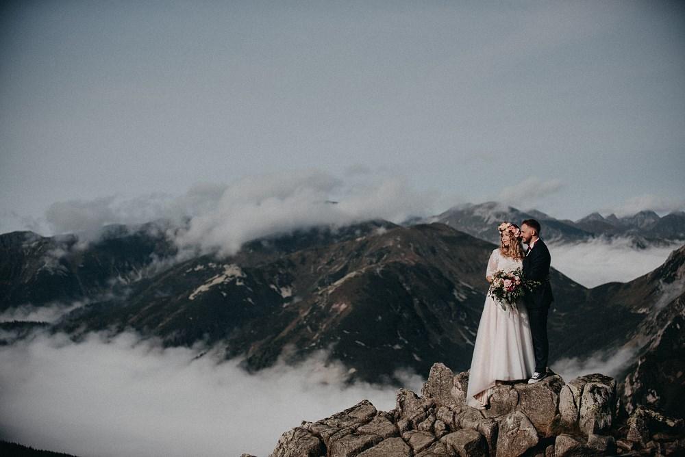 Plener ślubny w Tatrach – co, gdzie i jak…