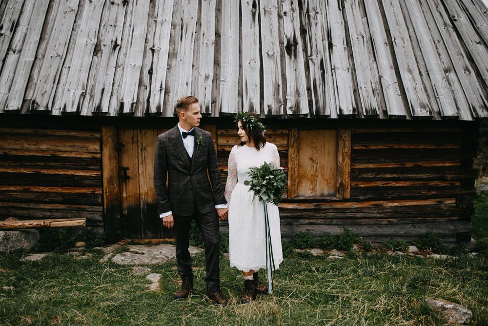 Ślub w Zakopanem okiem fotografa ślubnego