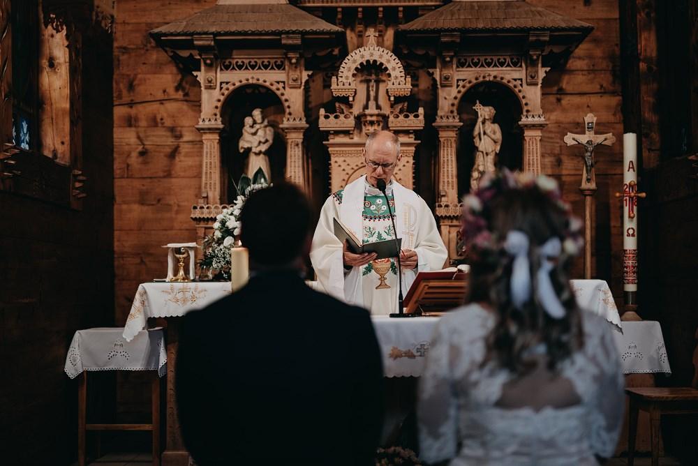 Ślub na Jaszczurówce