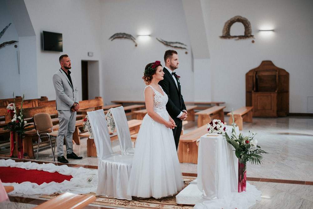 Fotoreportaż ze ślubu Weroniki i Mateusza