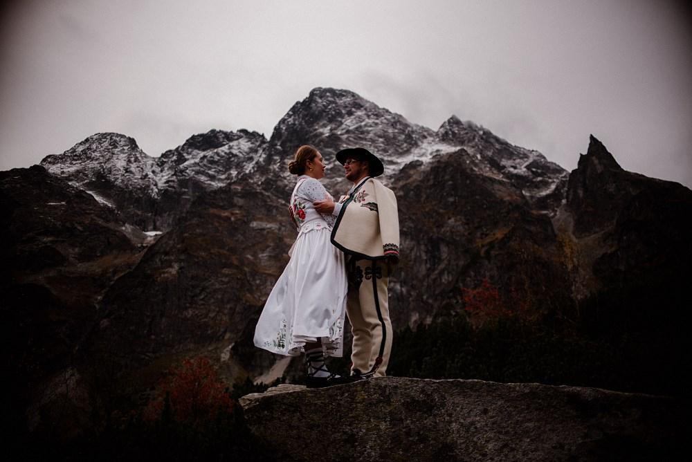 Plener ślubny W Tatrach Co Gdzie I Jak Tatrafoto