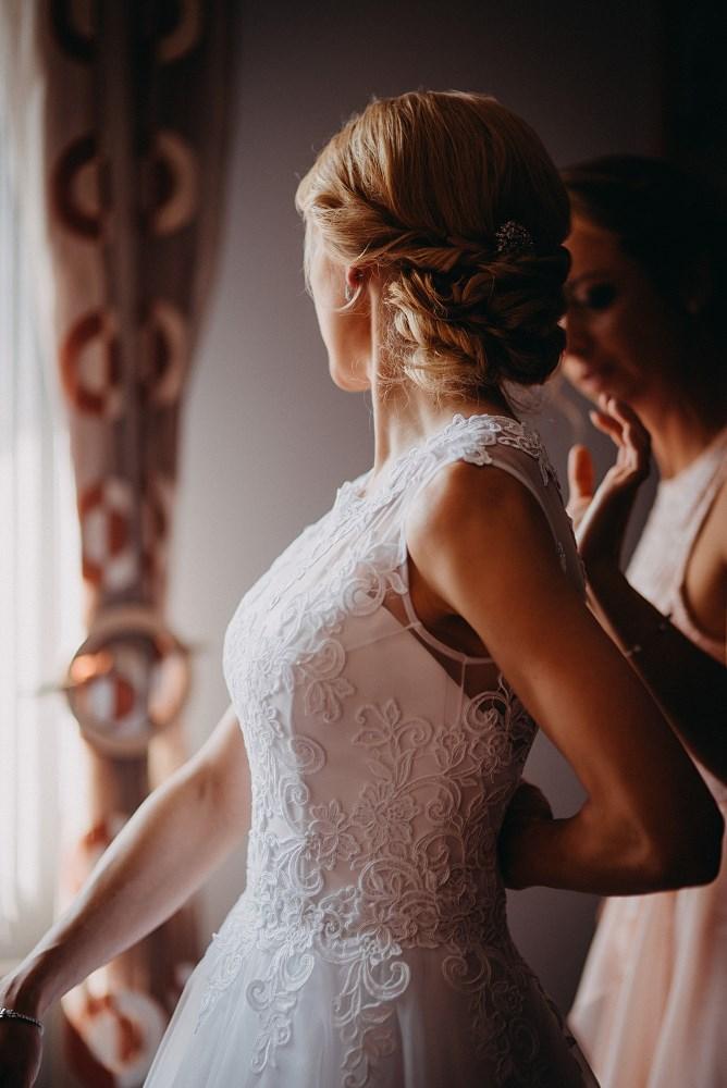 Ślub w Tokarni i wesele w Dworku Fantazja 12