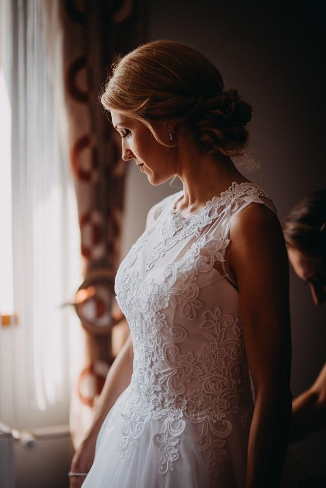 Ślub w Tokarni i wesele w Dworku Fantazja 13