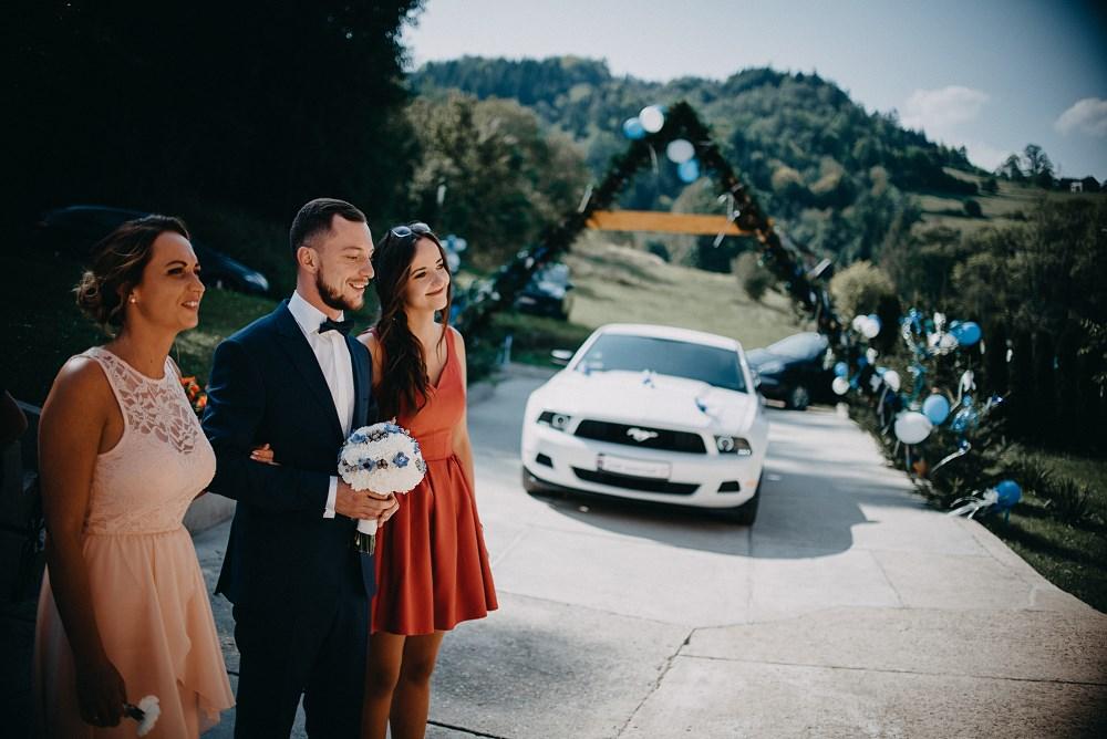 Ślub w Tokarni i wesele w Dworku Fantazja 16