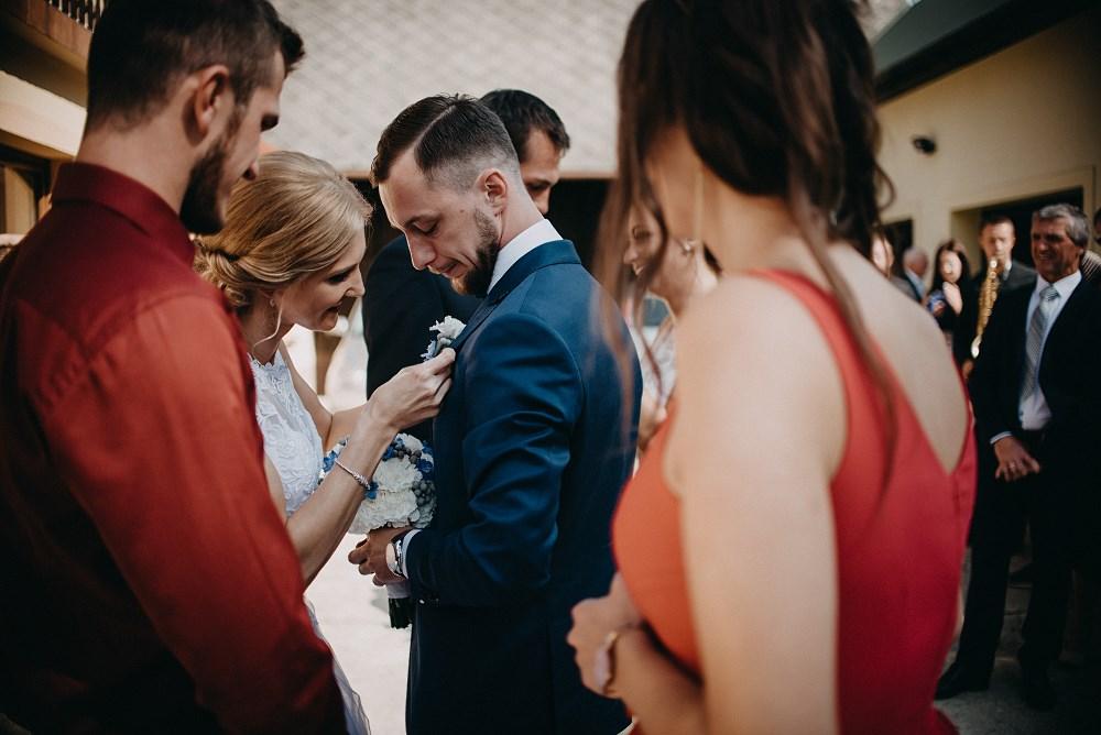 Ślub w Tokarni i wesele w Dworku Fantazja 17