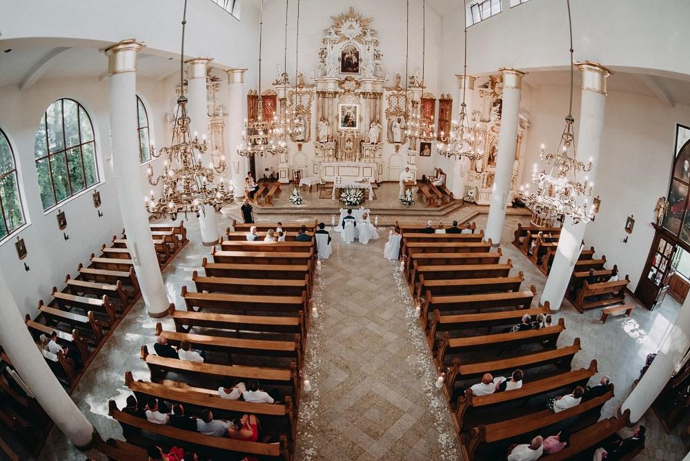Ślub w Tokarni i wesele w Dworku Fantazja 35