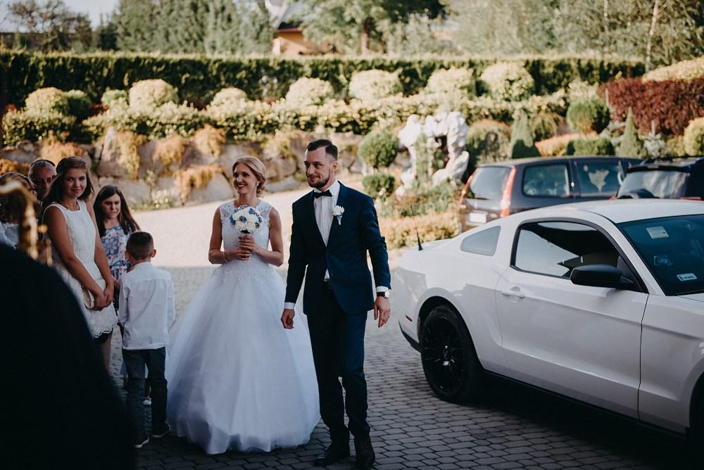 Ślub w Tokarni i wesele w Dworku Fantazja 52