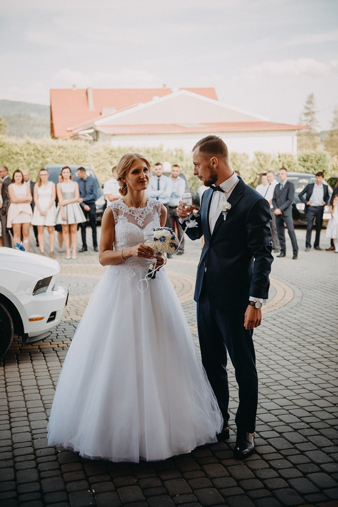 Ślub w Tokarni i wesele w Dworku Fantazja 54