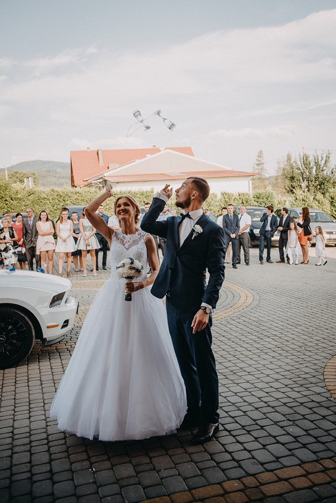 Ślub w Tokarni i wesele w Dworku Fantazja 55