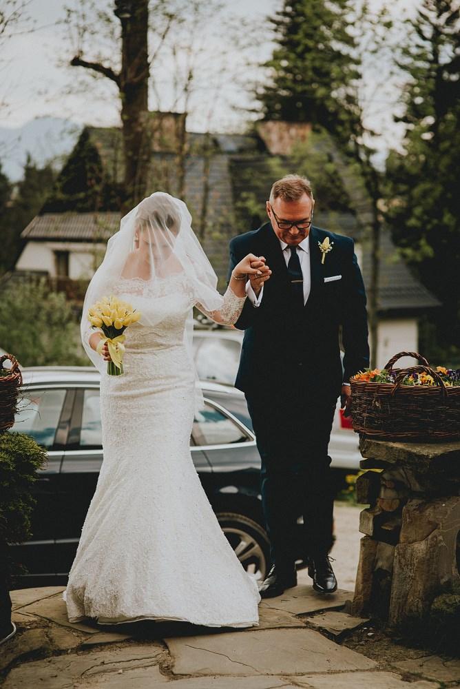 ślub i wesele góralski dwór kościelisko 20