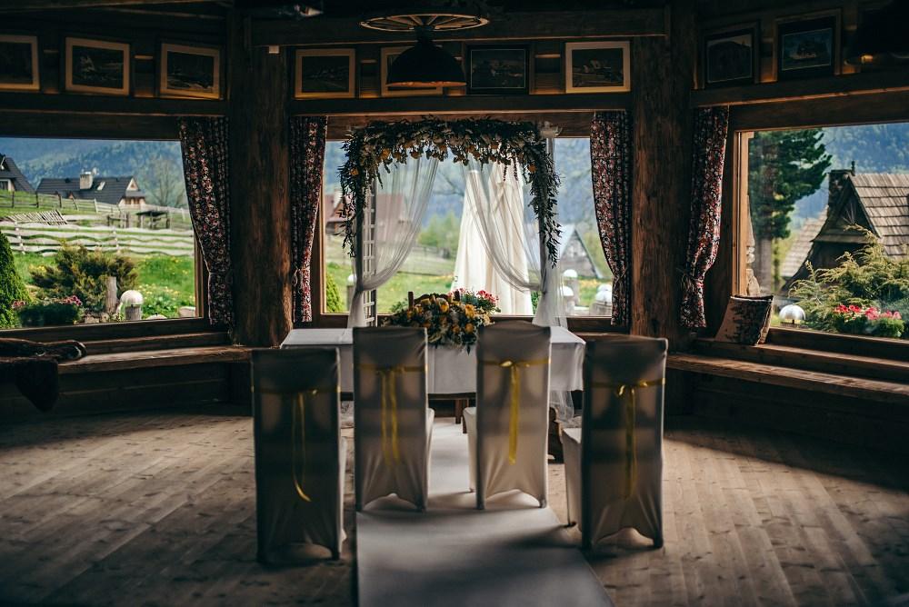 ślub i wesele góralski dwór kościelisko 23