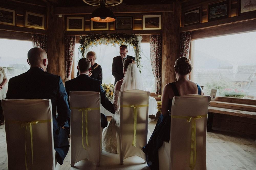 ślub i wesele góralski dwór kościelisko 26