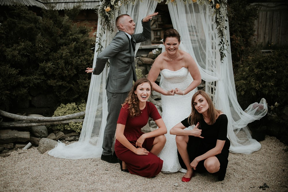 ślub i wesele góralski dwór kościelisko 35