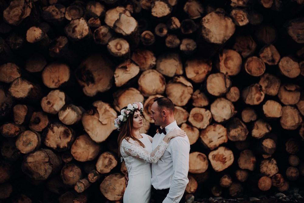 Ewelina i Łukasz – sesja ślubna z widokiem na Tatry
