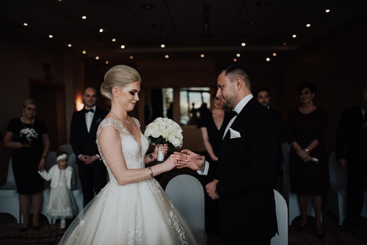 Ślub w Hotelu Kasprowy – Marta i Paweł
