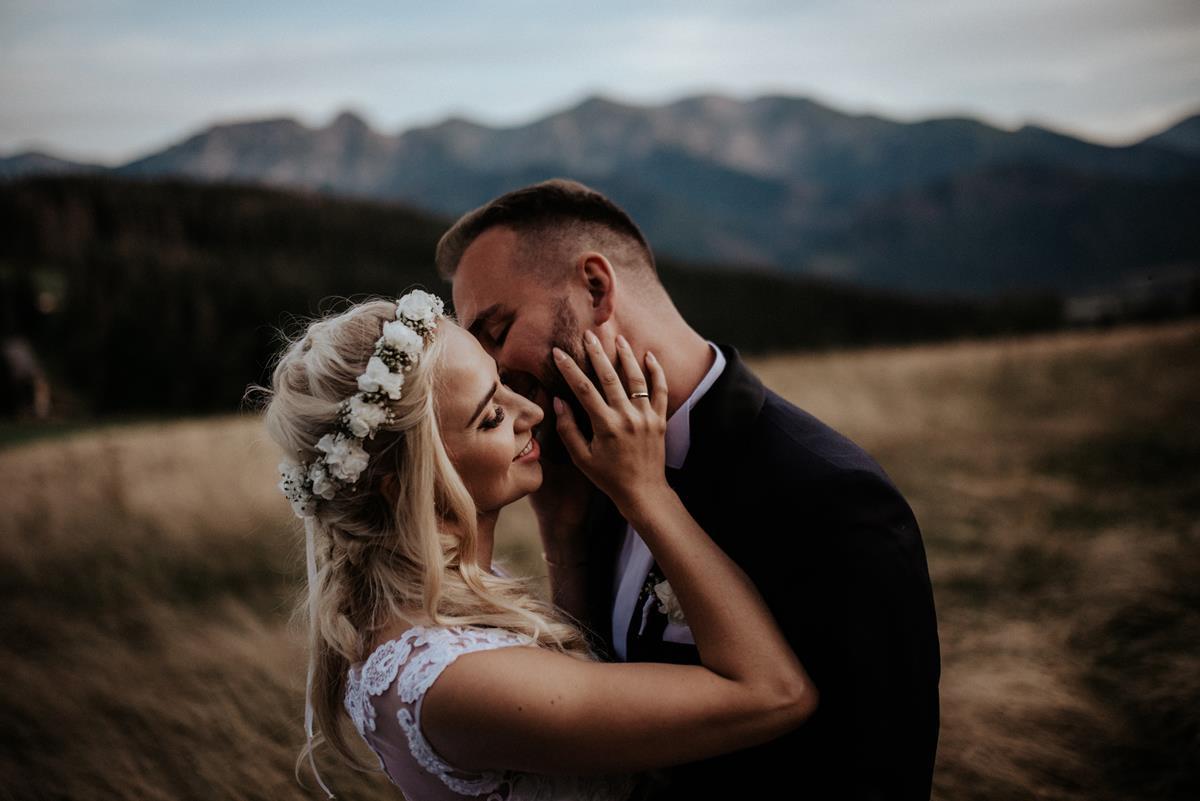 Ich ślub w Małem Cichem – Magda & Maciej