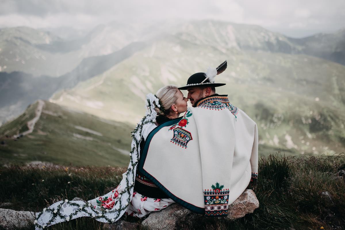 Góralskie wesele Małe Ciche162