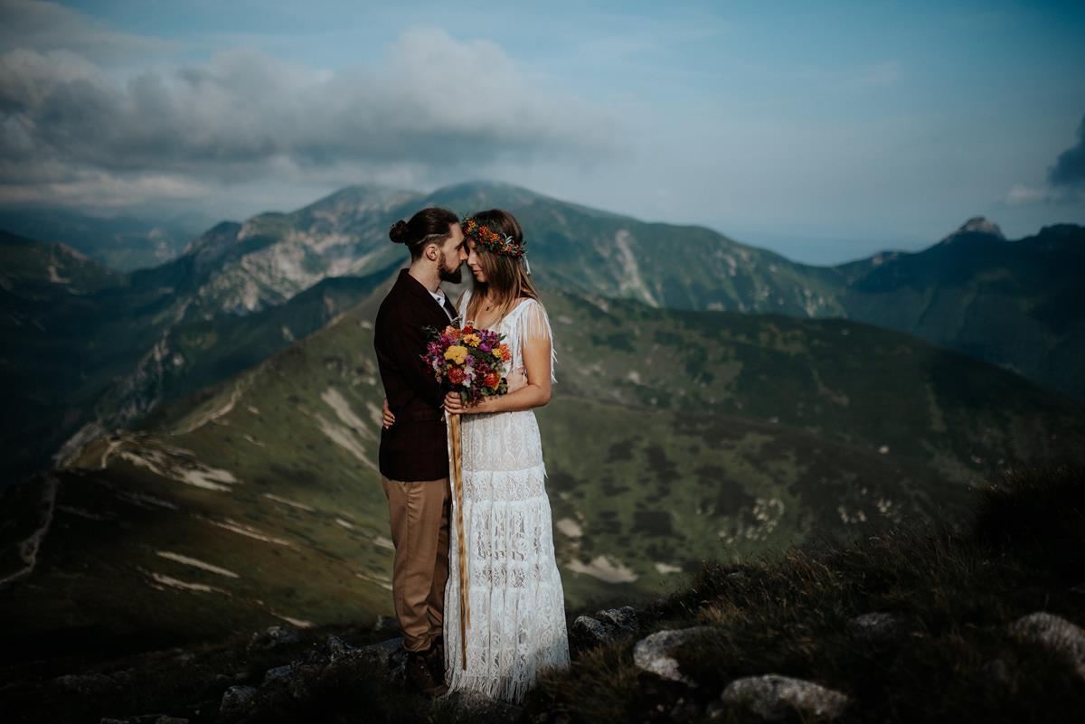 Sesja ślubna w Tatrach – nasze porady