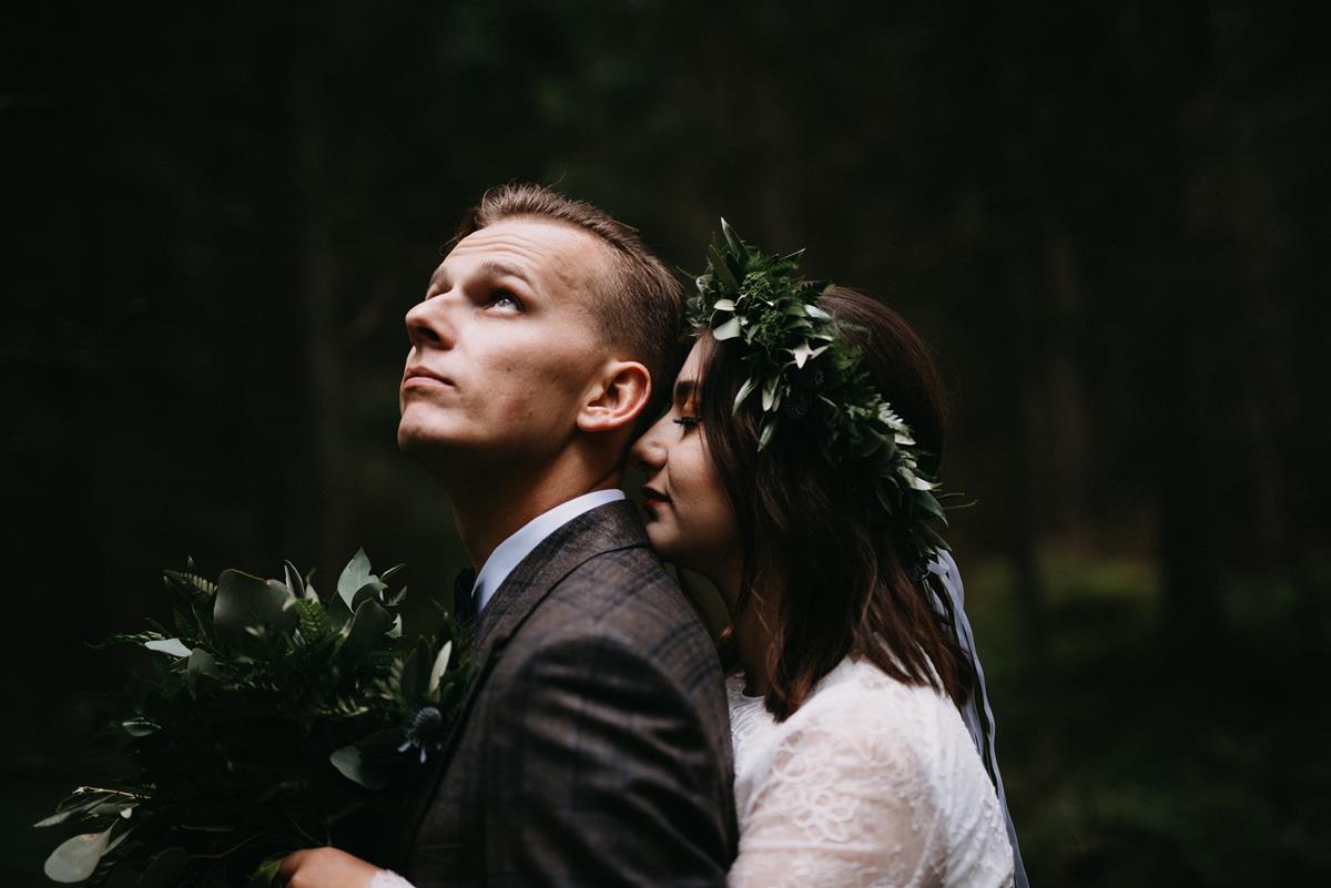 Ślub na Wiktorówkach – Anna i Michał