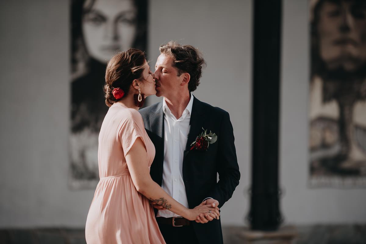 Ślub w Teatrze Witkacego w Zakopanem – Jagoda & Kuba