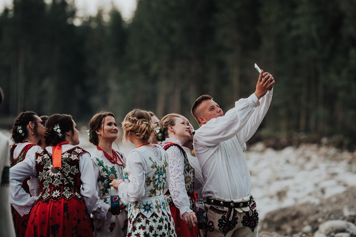 Wesele góralskie w Białce Tatrzańskiej85