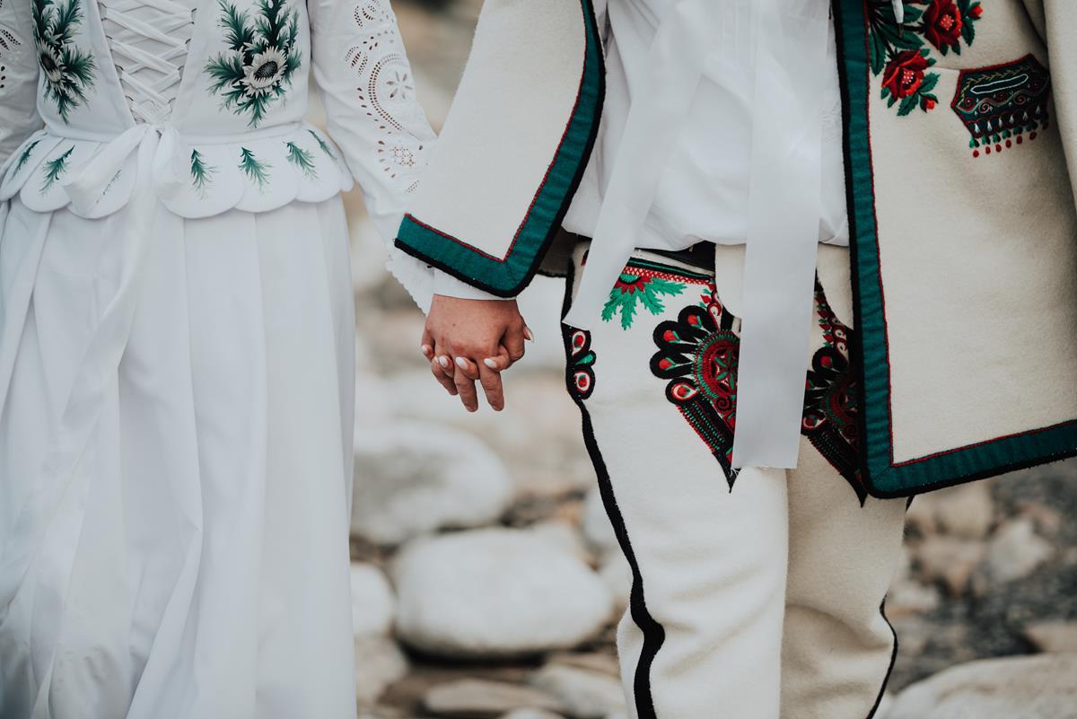 Wesele góralskie w Białce Tatrzańskiej92
