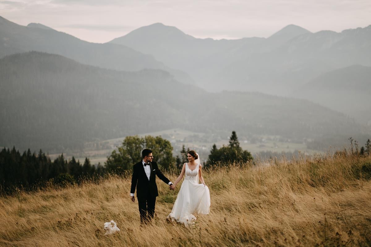 Ślub na Podhalu Hotel Bachledówka107