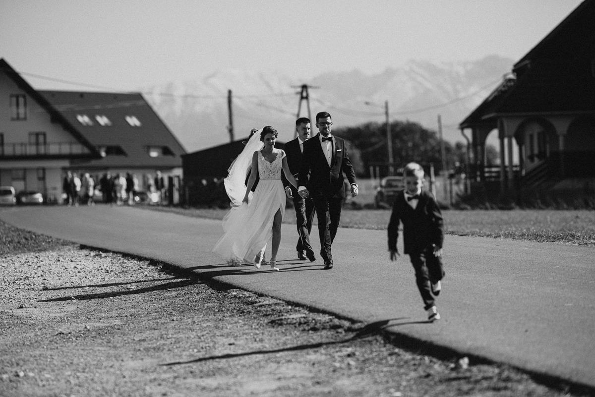 Ślub na Podhalu Hotel Bachledówka38