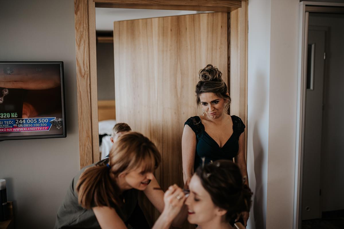 Ślub na Podhalu Hotel Bachledówka4