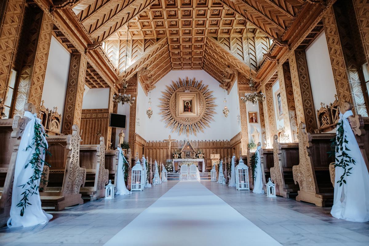 Ślub na Podhalu Hotel Bachledówka41