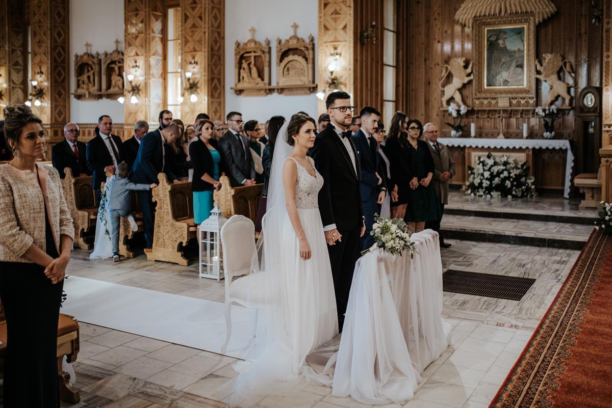 Ślub na Podhalu Hotel Bachledówka58
