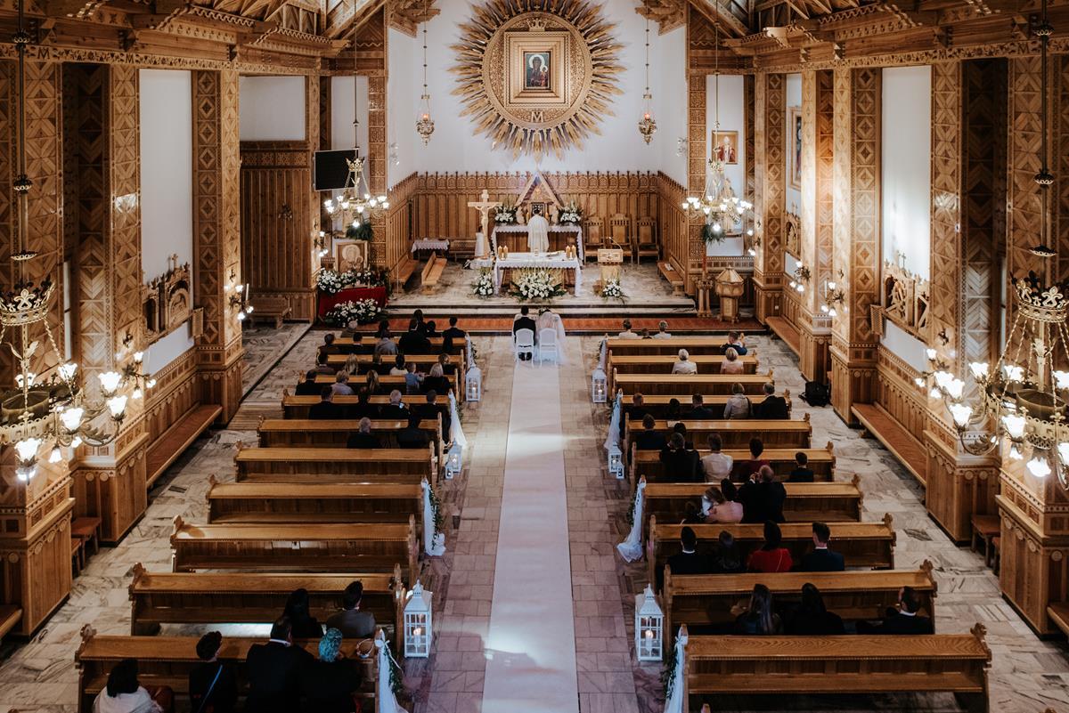 Ślub na Podhalu Hotel Bachledówka61