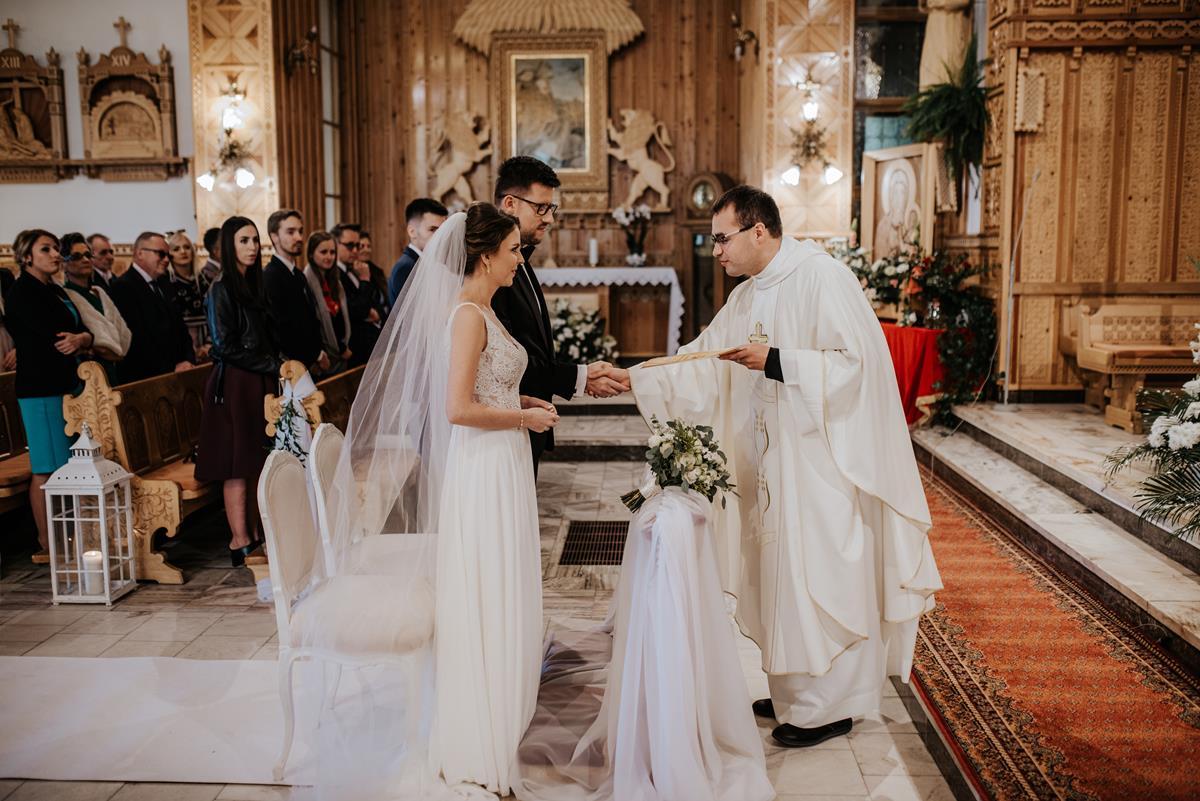 Ślub na Podhalu Hotel Bachledówka62