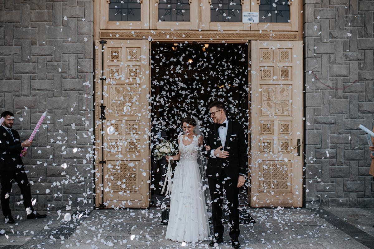 Ślub na Podhalu Hotel Bachledówka64